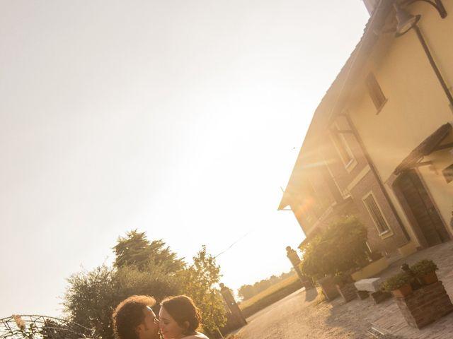 Il matrimonio di Antonino e Daniela a Vidigulfo, Pavia 44