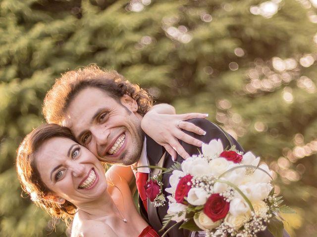 Il matrimonio di Antonino e Daniela a Vidigulfo, Pavia 52