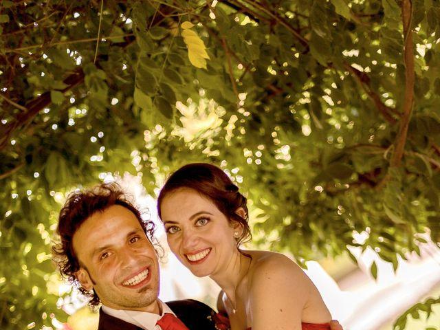 Il matrimonio di Antonino e Daniela a Vidigulfo, Pavia 54