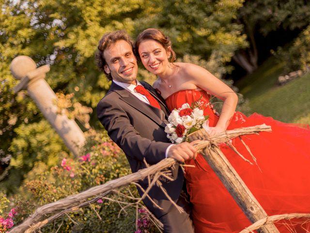 Il matrimonio di Antonino e Daniela a Vidigulfo, Pavia 58