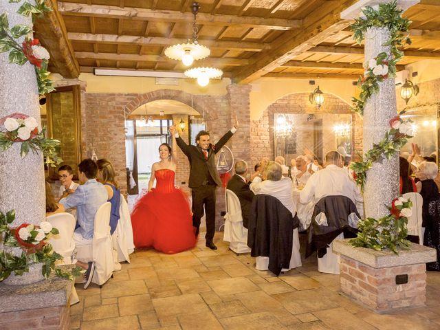 Il matrimonio di Antonino e Daniela a Vidigulfo, Pavia 60