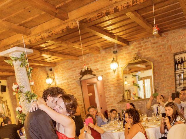 Il matrimonio di Antonino e Daniela a Vidigulfo, Pavia 63
