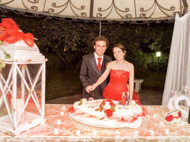 Il matrimonio di Antonino e Daniela a Vidigulfo, Pavia 68