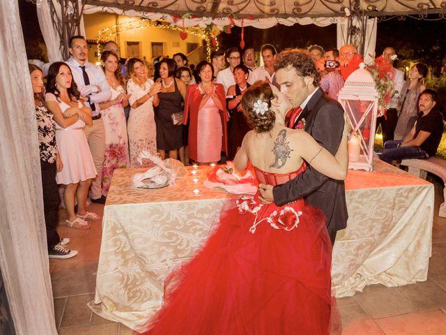 Il matrimonio di Antonino e Daniela a Vidigulfo, Pavia 70