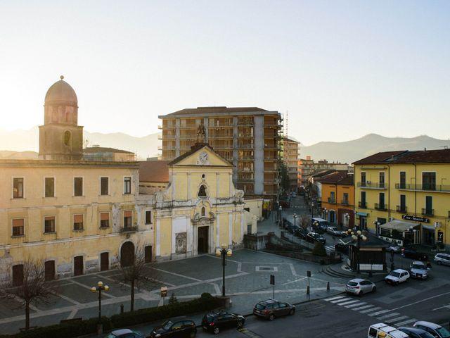 Il matrimonio di Miriam e Paolo a Mercato San Severino, Salerno 23