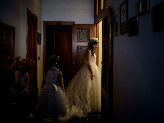 Il matrimonio di Miriam e Paolo a Mercato San Severino, Salerno 24