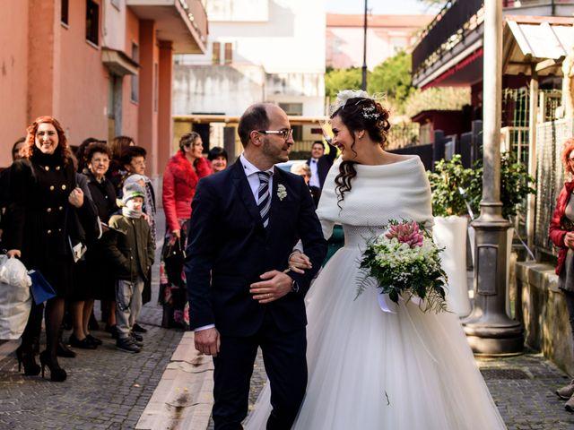 Il matrimonio di Miriam e Paolo a Mercato San Severino, Salerno 27