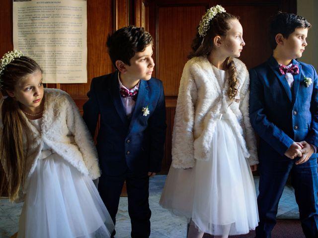Il matrimonio di Miriam e Paolo a Mercato San Severino, Salerno 30