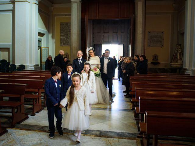 Il matrimonio di Miriam e Paolo a Mercato San Severino, Salerno 31