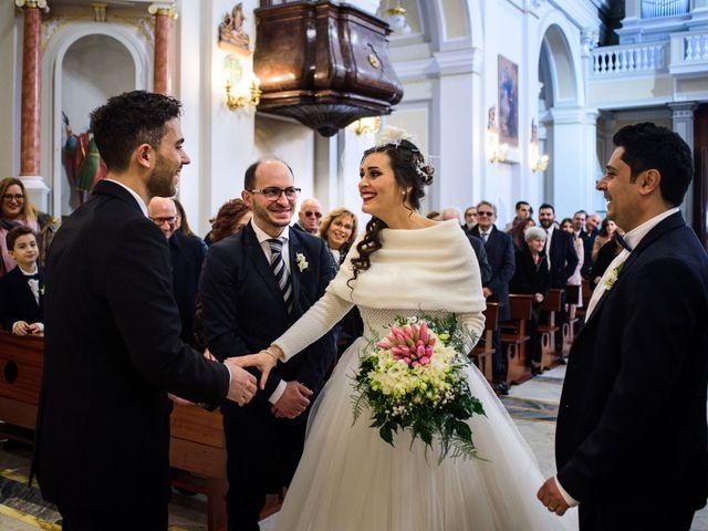 Il matrimonio di Miriam e Paolo a Mercato San Severino, Salerno 32