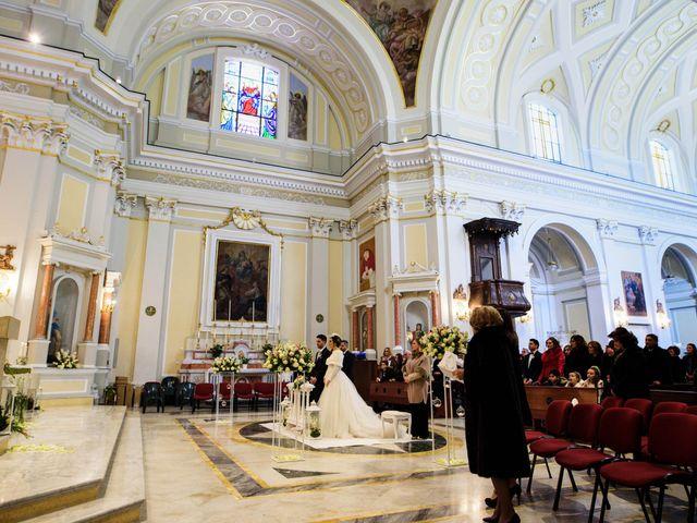 Il matrimonio di Miriam e Paolo a Mercato San Severino, Salerno 33