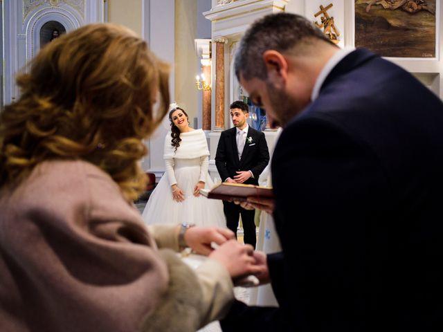 Il matrimonio di Miriam e Paolo a Mercato San Severino, Salerno 34