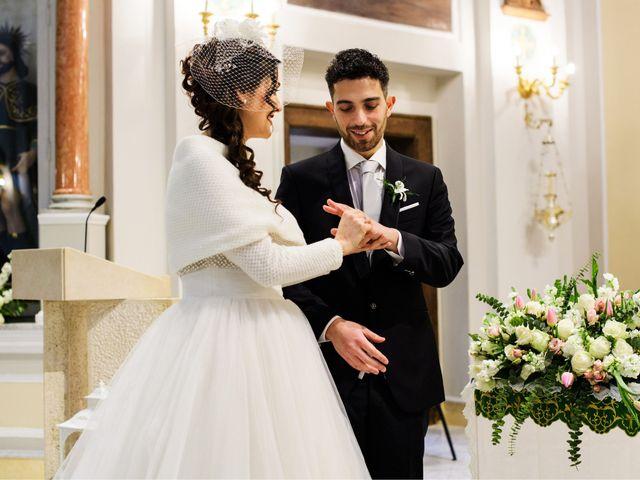 Il matrimonio di Miriam e Paolo a Mercato San Severino, Salerno 35