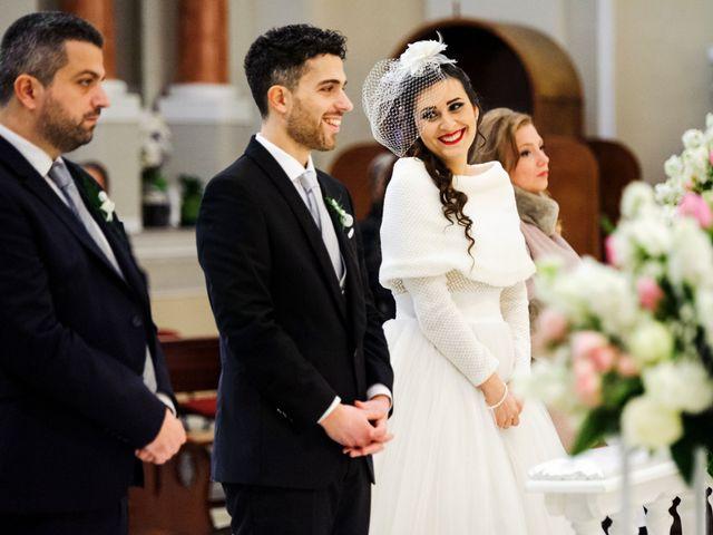 Il matrimonio di Miriam e Paolo a Mercato San Severino, Salerno 36