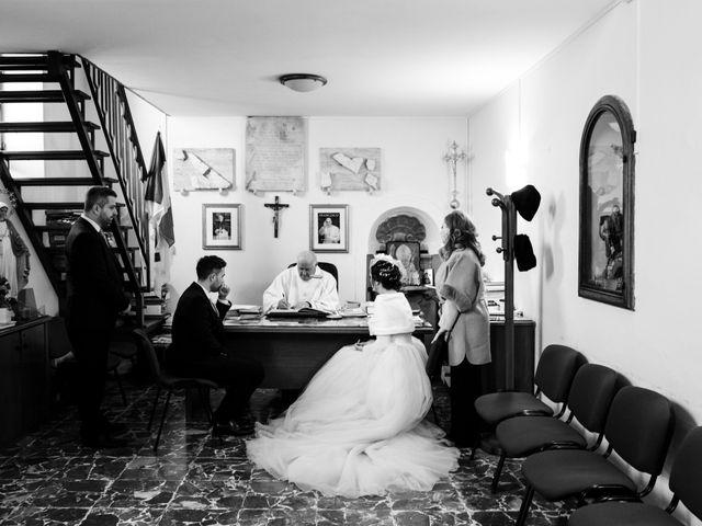 Il matrimonio di Miriam e Paolo a Mercato San Severino, Salerno 38