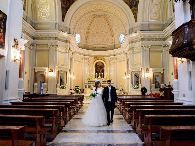 Il matrimonio di Miriam e Paolo a Mercato San Severino, Salerno 39