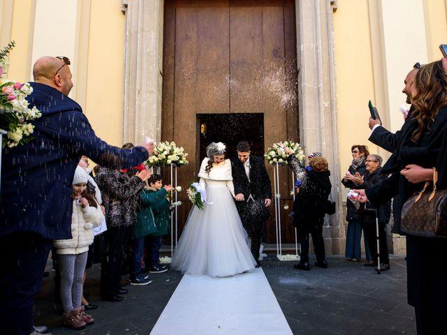 Il matrimonio di Miriam e Paolo a Mercato San Severino, Salerno 40