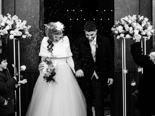 Il matrimonio di Miriam e Paolo a Mercato San Severino, Salerno 41