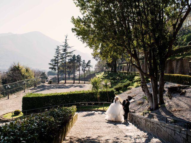 Il matrimonio di Miriam e Paolo a Mercato San Severino, Salerno 43