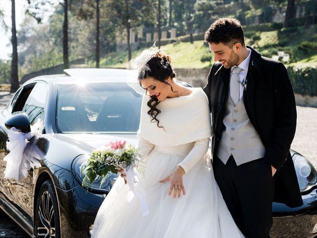 Il matrimonio di Miriam e Paolo a Mercato San Severino, Salerno 44