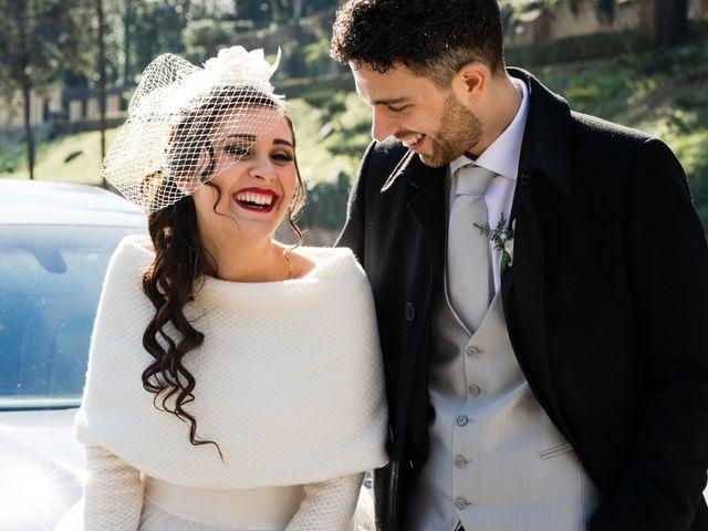 Il matrimonio di Miriam e Paolo a Mercato San Severino, Salerno 45