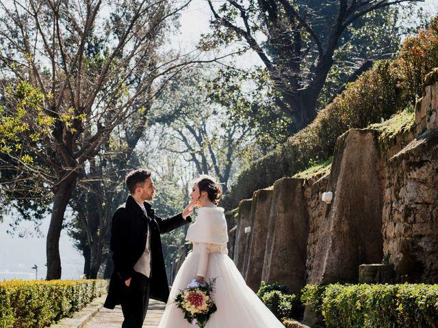 Il matrimonio di Miriam e Paolo a Mercato San Severino, Salerno 46