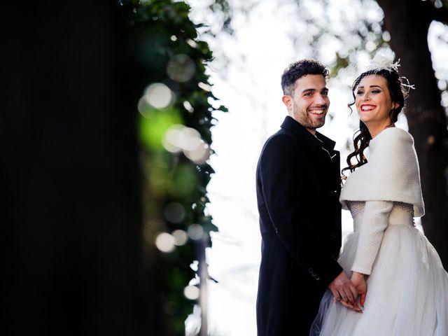 Il matrimonio di Miriam e Paolo a Mercato San Severino, Salerno 48