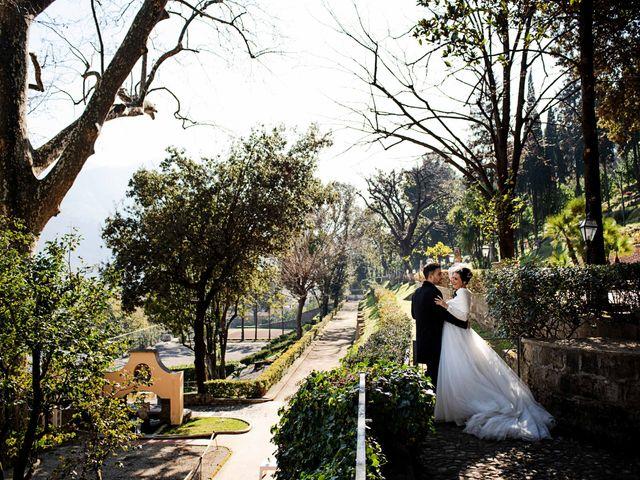 Il matrimonio di Miriam e Paolo a Mercato San Severino, Salerno 50