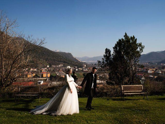 Il matrimonio di Miriam e Paolo a Mercato San Severino, Salerno 53