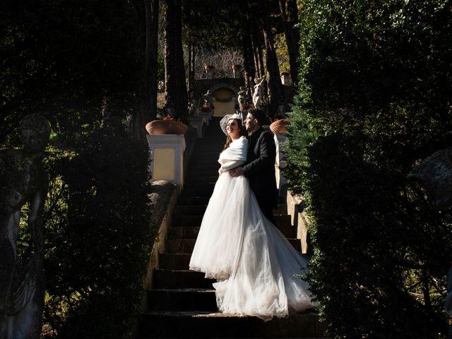 Il matrimonio di Miriam e Paolo a Mercato San Severino, Salerno 54