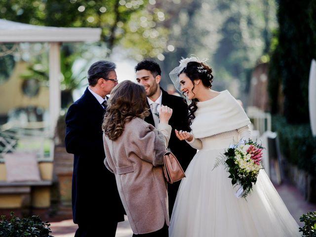 Il matrimonio di Miriam e Paolo a Mercato San Severino, Salerno 56
