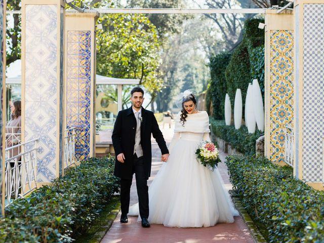 Il matrimonio di Miriam e Paolo a Mercato San Severino, Salerno 57