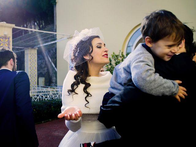 Il matrimonio di Miriam e Paolo a Mercato San Severino, Salerno 60