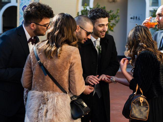 Il matrimonio di Miriam e Paolo a Mercato San Severino, Salerno 61