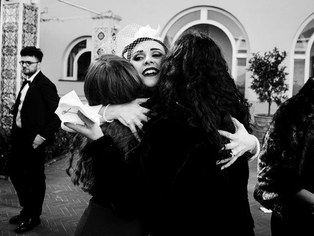 Il matrimonio di Miriam e Paolo a Mercato San Severino, Salerno 62