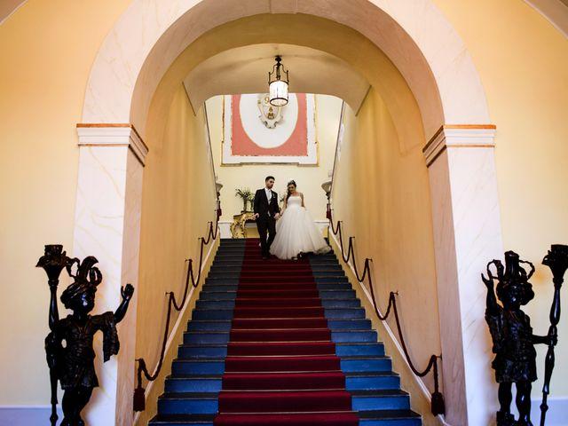 Il matrimonio di Miriam e Paolo a Mercato San Severino, Salerno 64