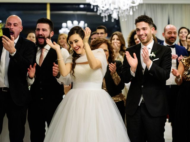 Il matrimonio di Miriam e Paolo a Mercato San Severino, Salerno 72