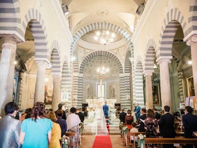 Il matrimonio di Antonio e Valentina a Pisa, Pisa 1