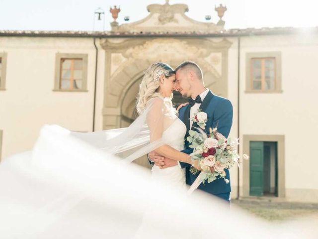 Il matrimonio di Antonio e Valentina a Pisa, Pisa 2