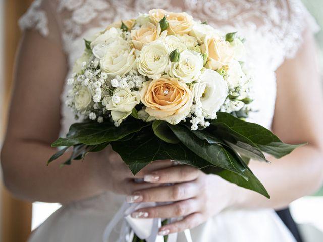 Il matrimonio di Alessio e Claudia a Castelnuovo di Farfa, Rieti 1