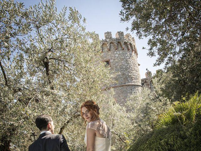 Il matrimonio di Alessio e Claudia a Castelnuovo di Farfa, Rieti 5
