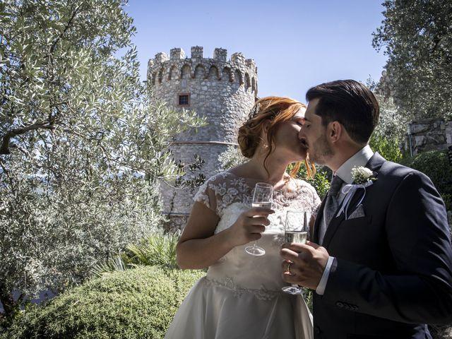 Il matrimonio di Alessio e Claudia a Castelnuovo di Farfa, Rieti 9