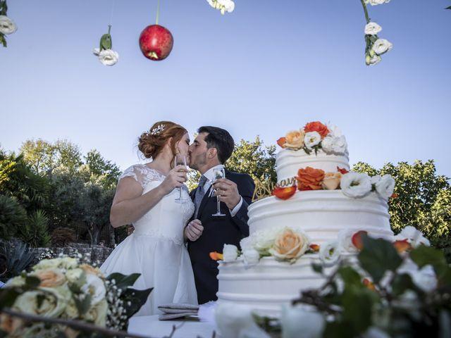 Il matrimonio di Alessio e Claudia a Castelnuovo di Farfa, Rieti 10