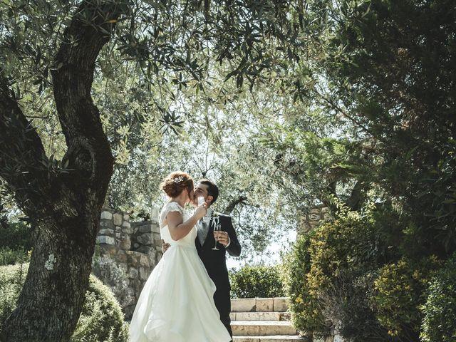 Il matrimonio di Alessio e Claudia a Castelnuovo di Farfa, Rieti 11