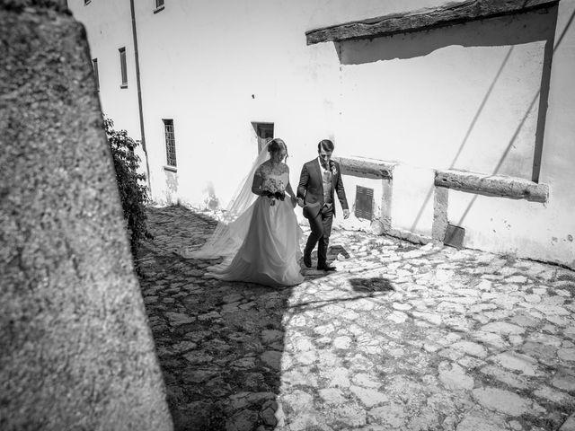 Il matrimonio di Alessio e Claudia a Castelnuovo di Farfa, Rieti 12