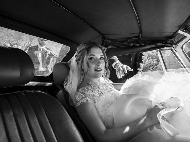 Il matrimonio di Alessio e Claudia a Castelnuovo di Farfa, Rieti 13