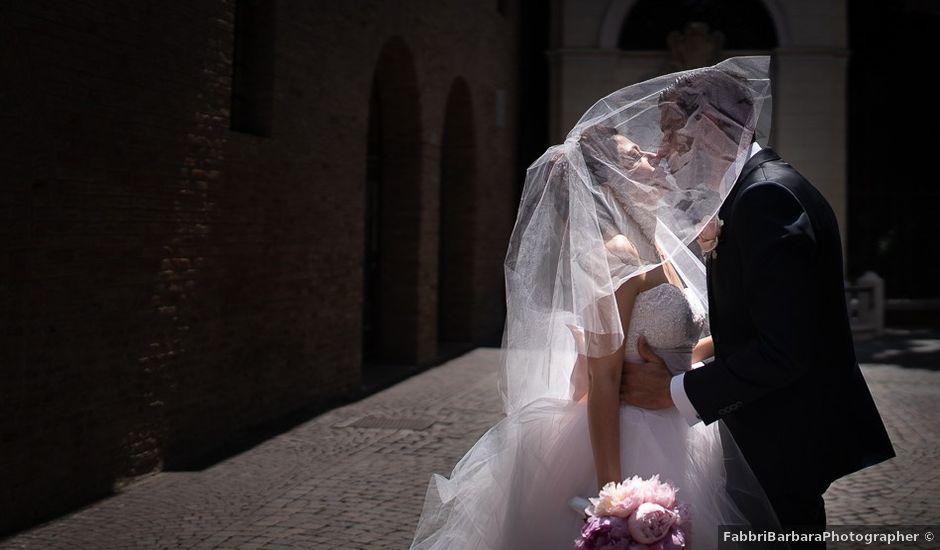Il matrimonio di Andrea e Monica a Cesenatico, Forlì-Cesena