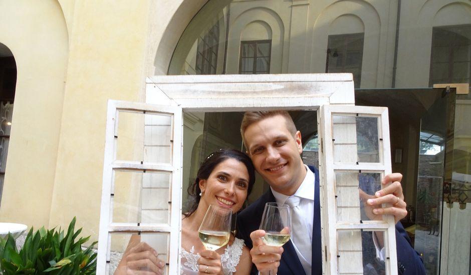Il matrimonio di Davide e Valeria a Sanguinetto, Verona