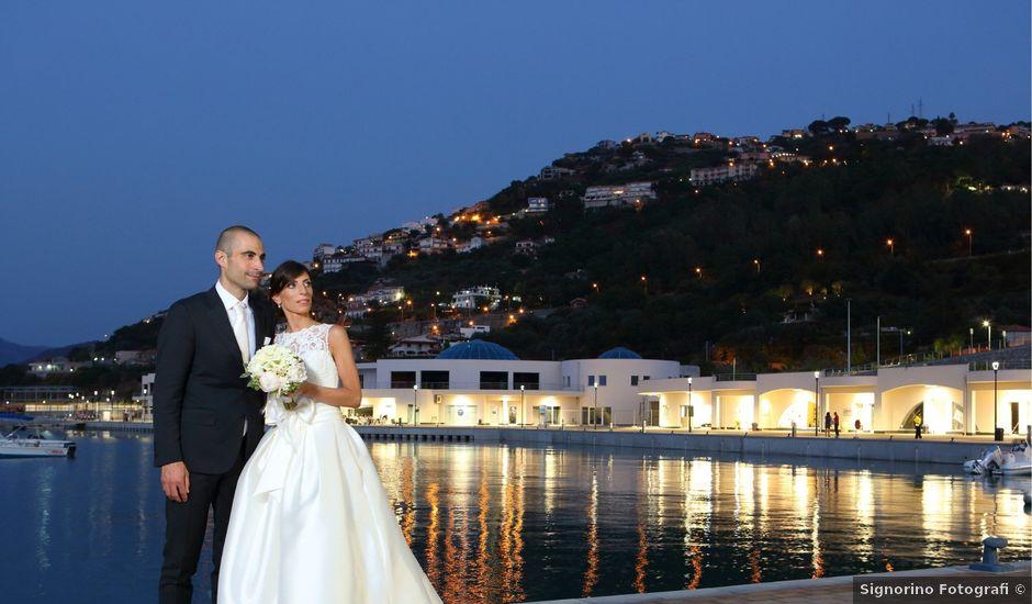 Il matrimonio di Benedetto e Rosy a Capo d'Orlando, Messina