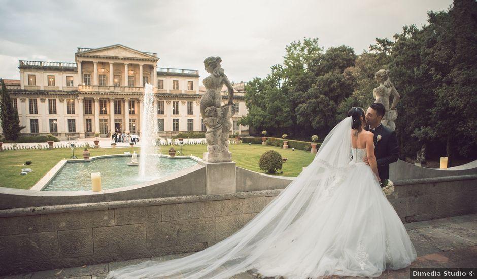 Il matrimonio di Alessandro e Alessia a Rimini, Rimini
